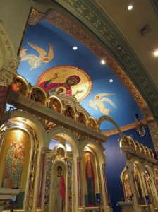 Church Interior 025 -View of Icon Screen