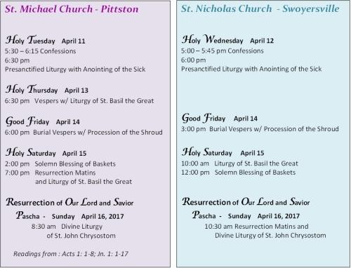 Easter Church Schedule 2017 (946x723)