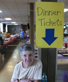 Ziti Dinner Tickets Here !