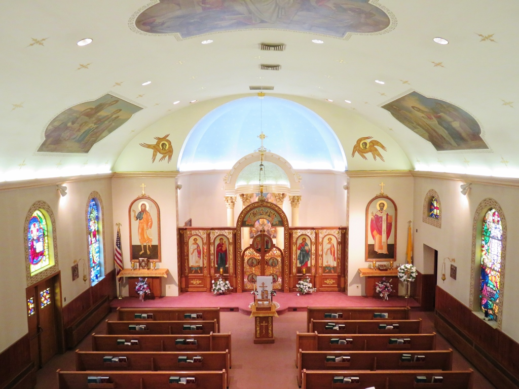 Liturgy Schedule And Holy Days St Michaels Byzantine Catholic Church