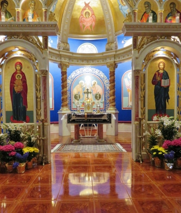 A Reflection from the Sanctuary