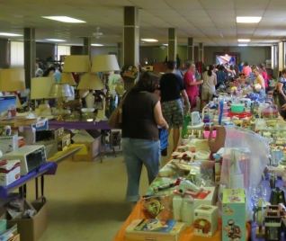 St. Michaels Flea Market Treasure Hunt