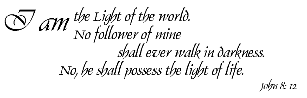 Light of the World Graphic