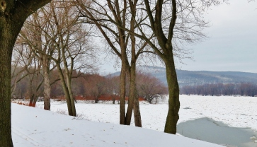 Susquehanna River 012118