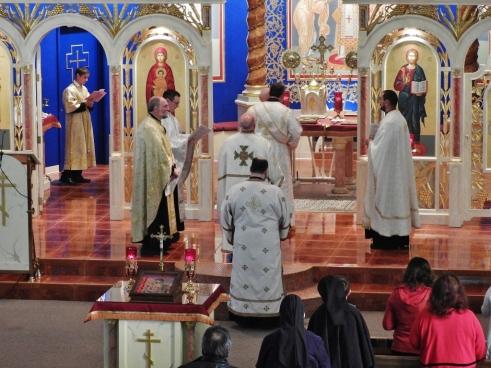 Byzantine Catholic Lenten Vespers 0192