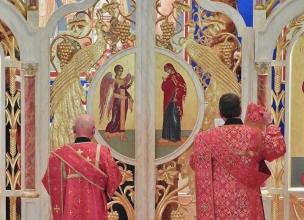 Byzantine Catholic Lenten Vespers 0198