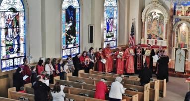 Byzantine Catholic Lenten Vespers 0205