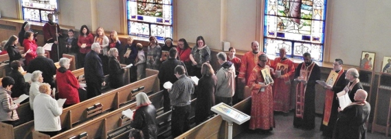 Byzantine Catholic Lenten Vespers 0222
