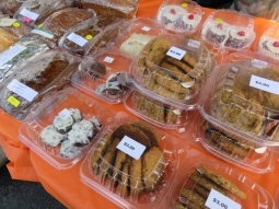 St. Michaels Flea Market Baked Goods