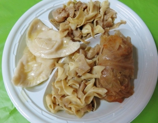St. Michaels Ethnic Food - Sampler
