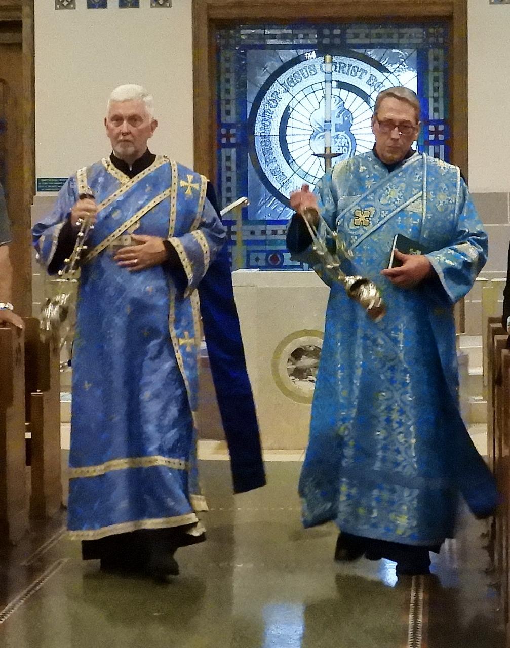 Byzantine catholic divine liturgy online dating
