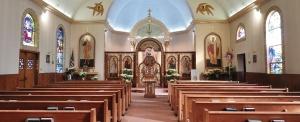St Nicholas Byzantine Catholic Swoyersville