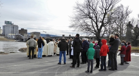 2019-02-10 River Blessing participants