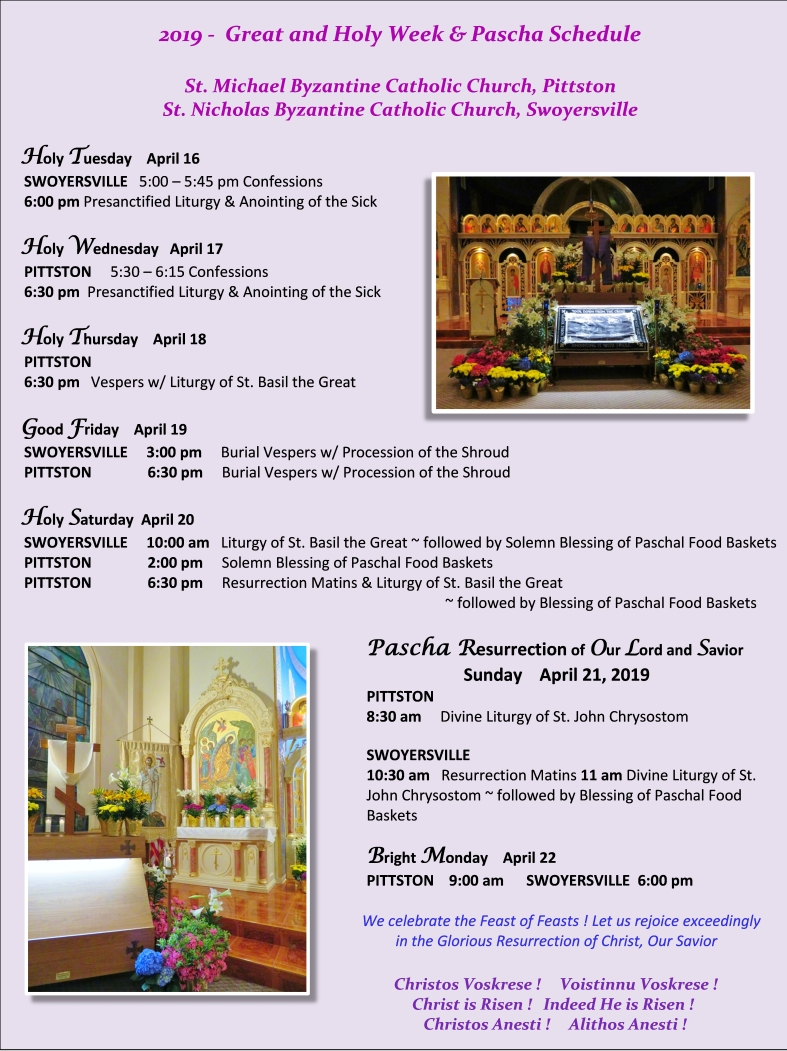 2019 HOLY WEEK PASCHA JPG FINAL