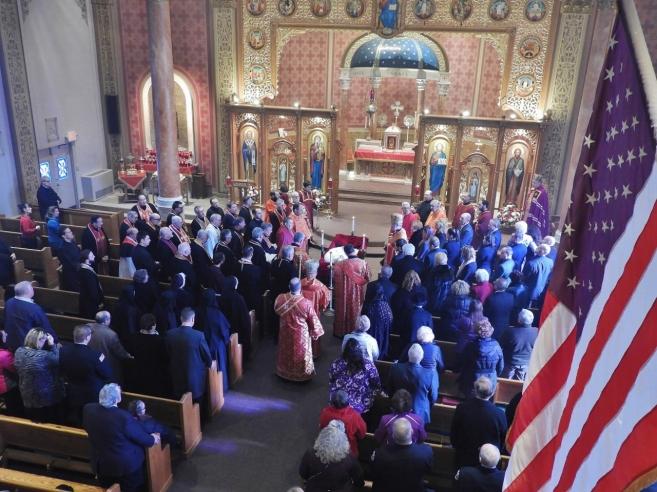 2019-12-12 459 Divine Liturgy
