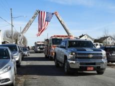 2019-12-12 674 Ladder Truck Salute